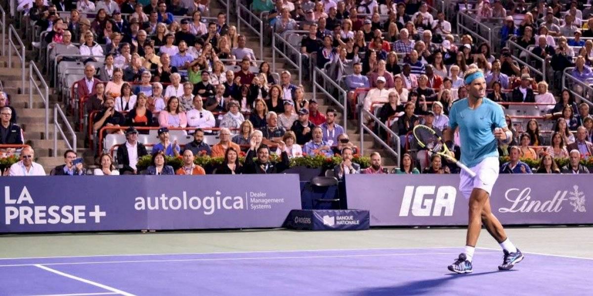Nadal tuvo un partido perfecto ante Medvedev y se quedó con el título en el Masters de Montreal