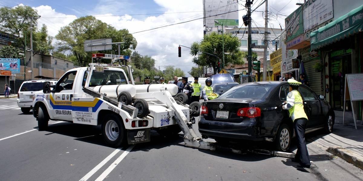 La grúa ya no se podrá llevar tu auto en la CDMX