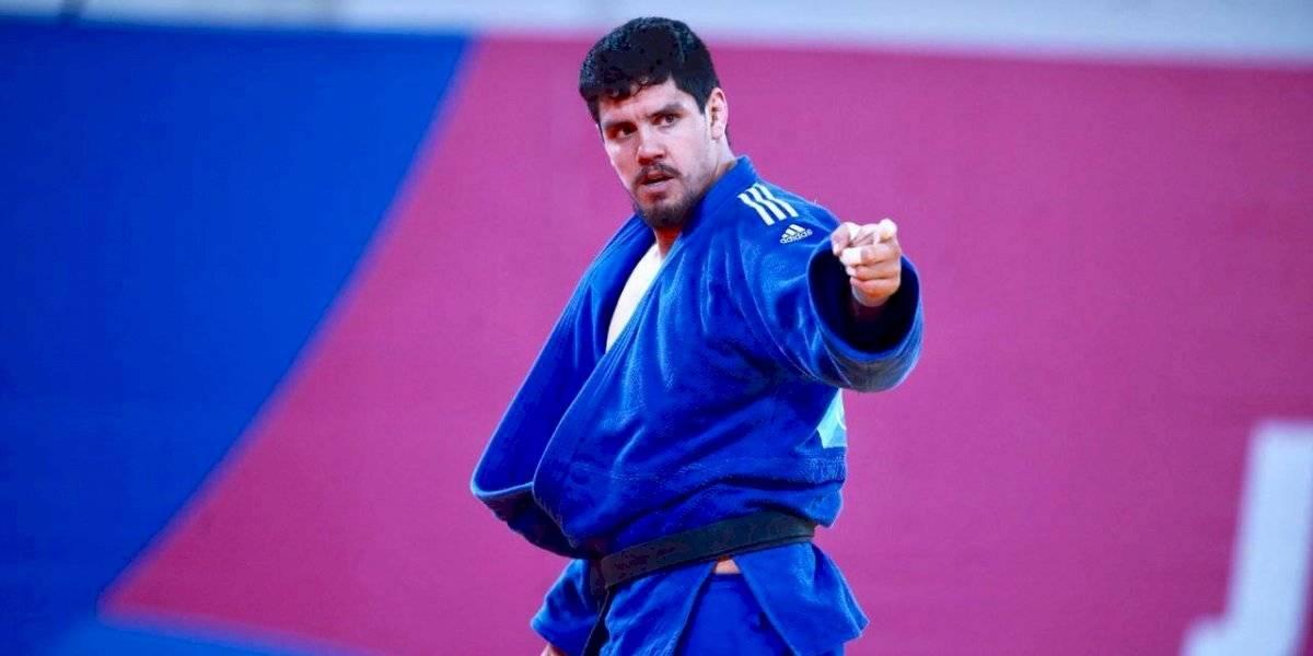 ¡Hazaña en Lima! Chile logró otra histórica medalla de oro de la mano de Thomas Briceño en el judo