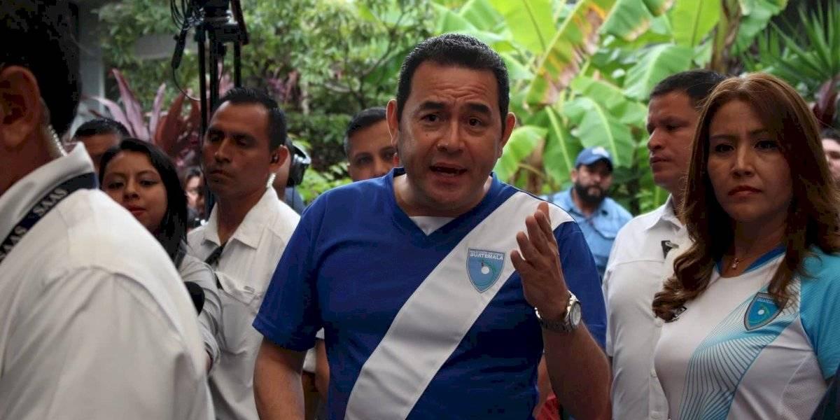 Morales se refiere al acuerdo migratorio y explica resultados del combate al narcotráfico