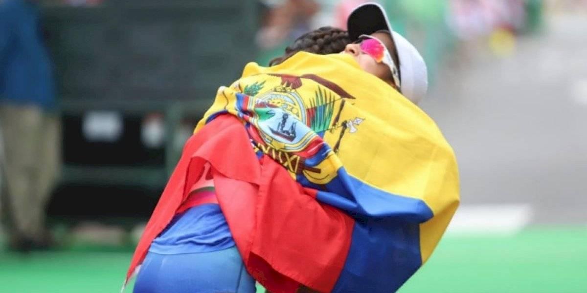 Johanna Ordóñez hace historia al conseguir la décima medalla de oro para Ecuador