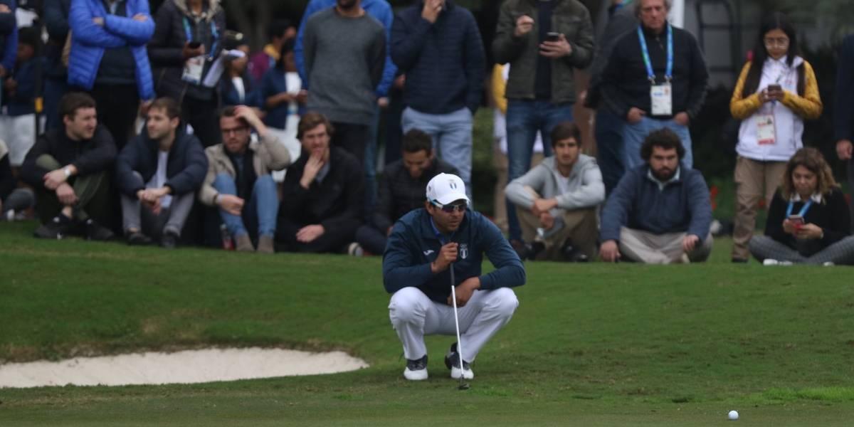 El golfista guatemalteco José Toledo logra la plata en un épico duelo de desempate