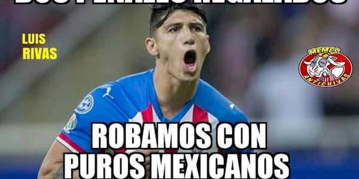 Los mejores memes de la jornada 4 del Apertura 2019