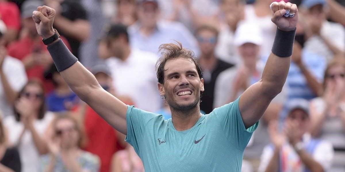 Nadal derrotó a Medvedev y consigue su trigésimo quinto Masters 1000