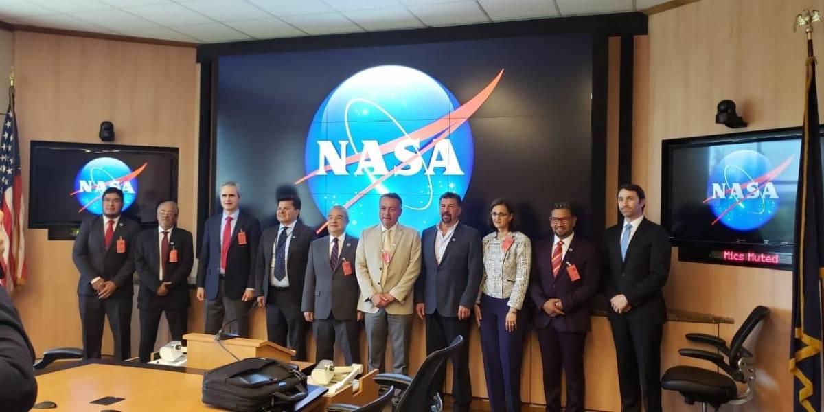 Desde Atlacomulco hasta la NASA; realizan prueba de nanosatélite