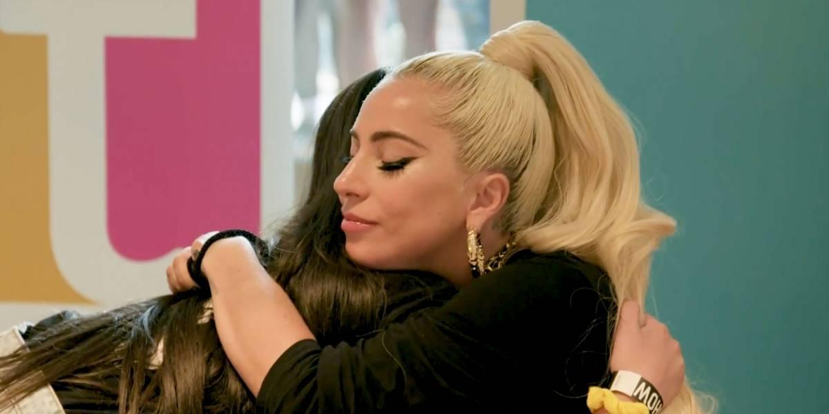 Lady Gaga contra la violencia en EEUU
