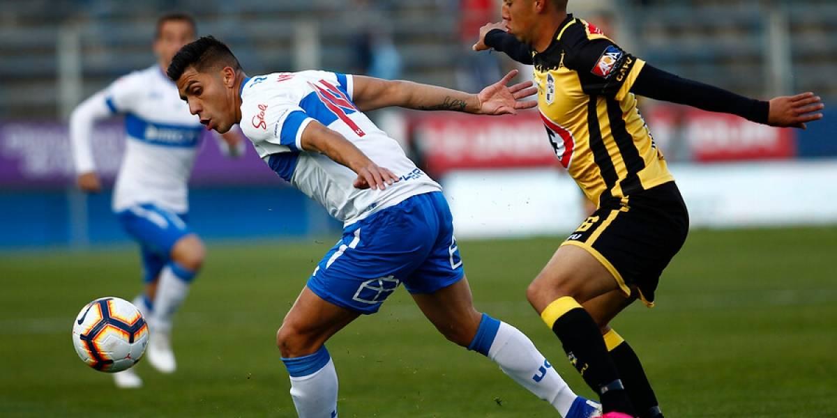 Minuto a minuto: La UC empata con Coquimbo y estira su ventaja en el liderato del Campeonato Nacional