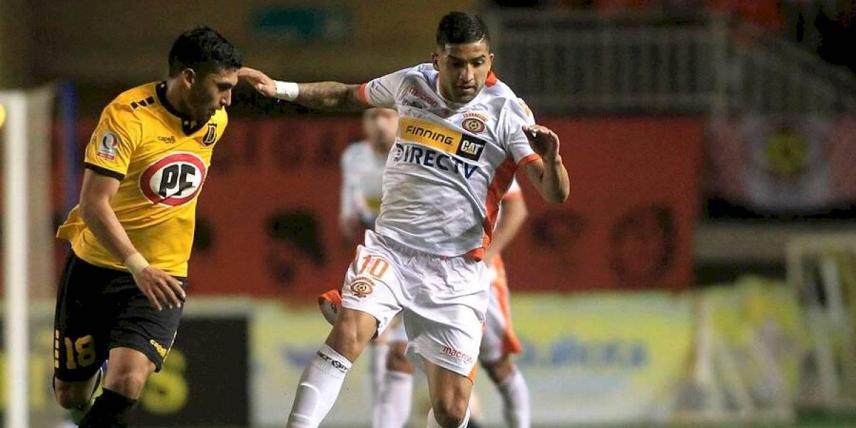 Primera B: Cobreloa se transformó en líder exclusivo tras empatar con San Luis