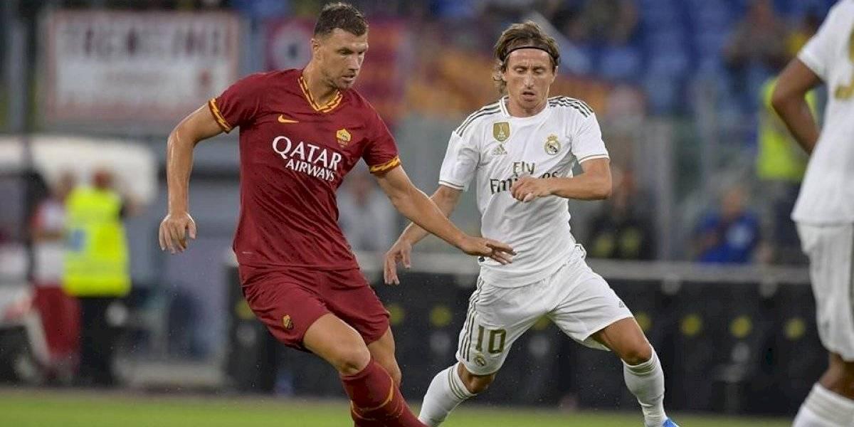 La pretemporada del Madrid termina con derrota en penales contra la Roma