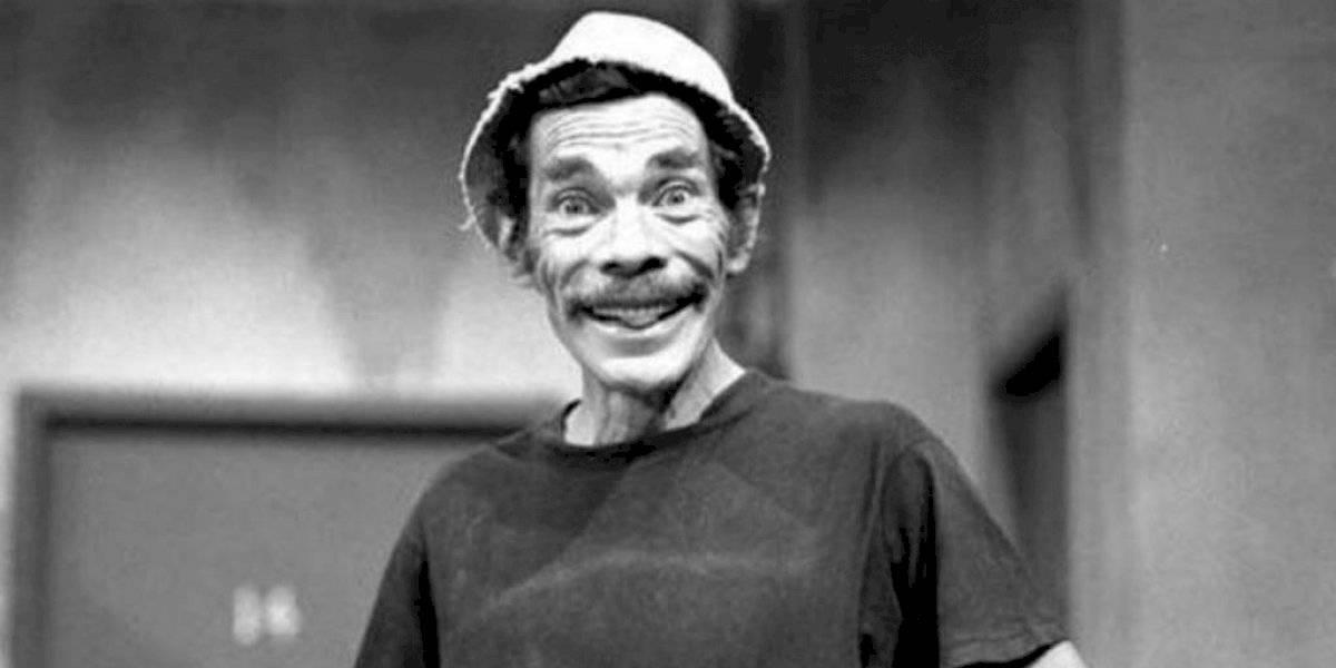 """Sonriendo como siempre: nieto de """"Don Ramón"""" compartió emotiva foto inédita del actor antes de morir"""