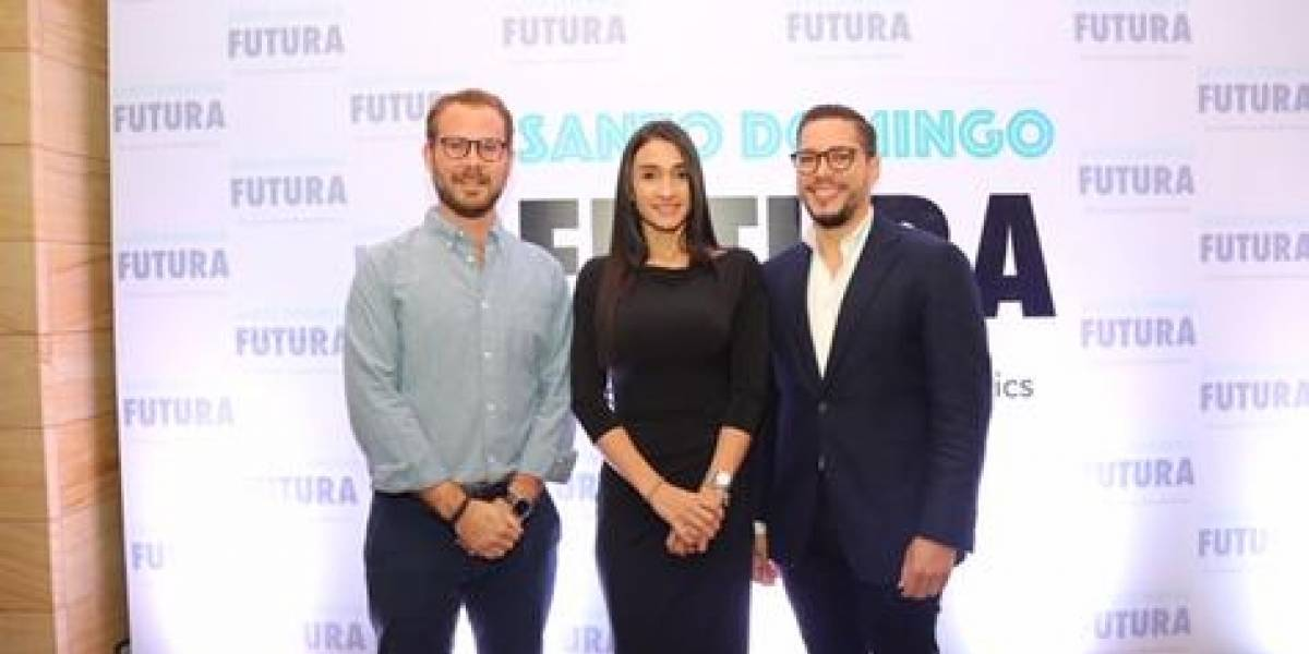 "#TeVimosEn: Celebran prinera edición de ""Santo Domingo Futura"""