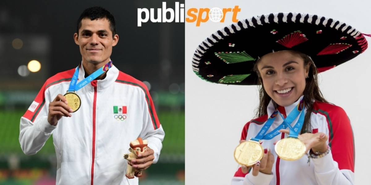 ¡Juegos históricos! México supera récord de medallas en Panamericanos