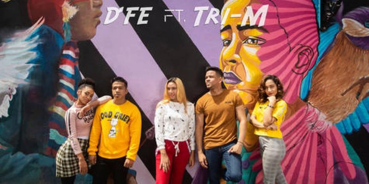 "Grupo de D' Fe estrena disco ""Te necesito"""