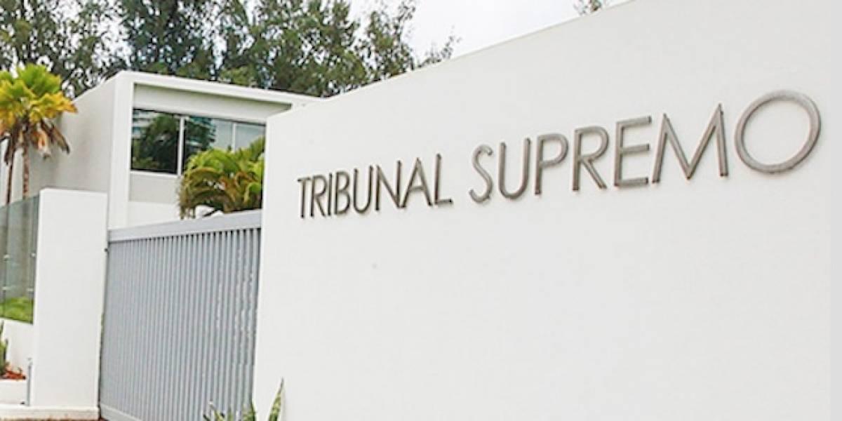 Tribunal Supremo adopta medidas judiciales ante situación de emergencia por terremotos