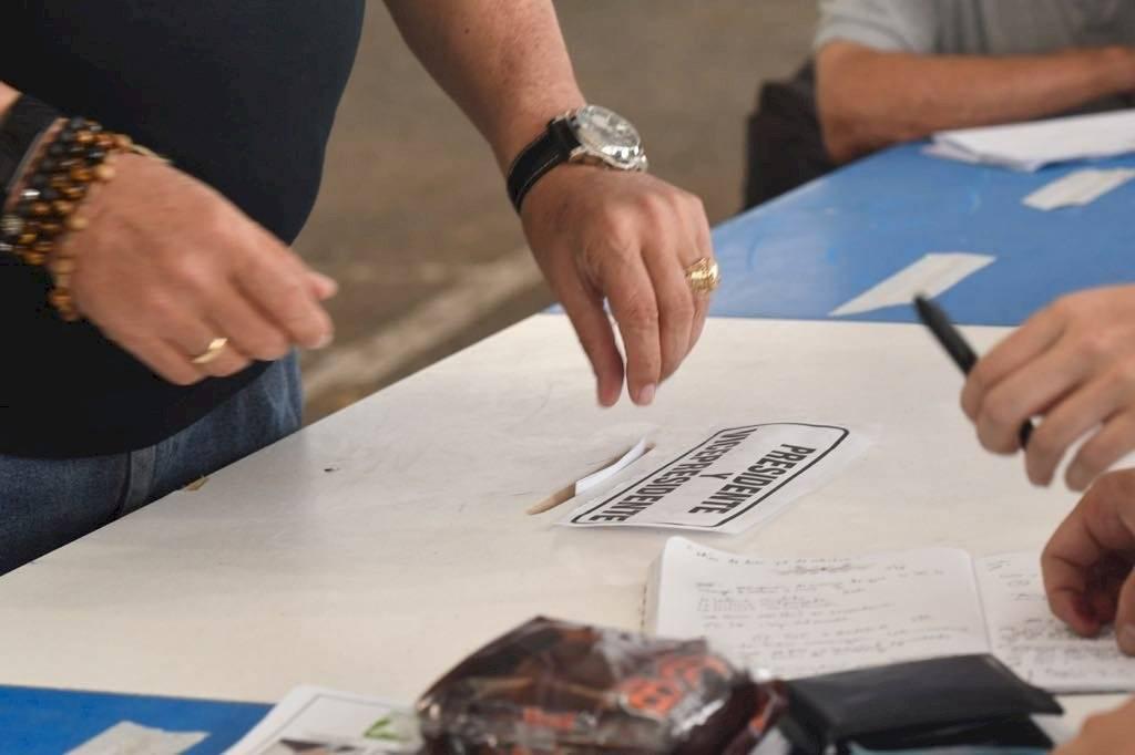 Segunda vuelta electoral de 2019. Foto: Omar Solís