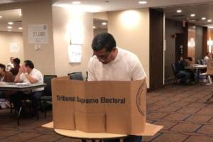 Segunda vuelta electoral de 2019 en el extranjero.