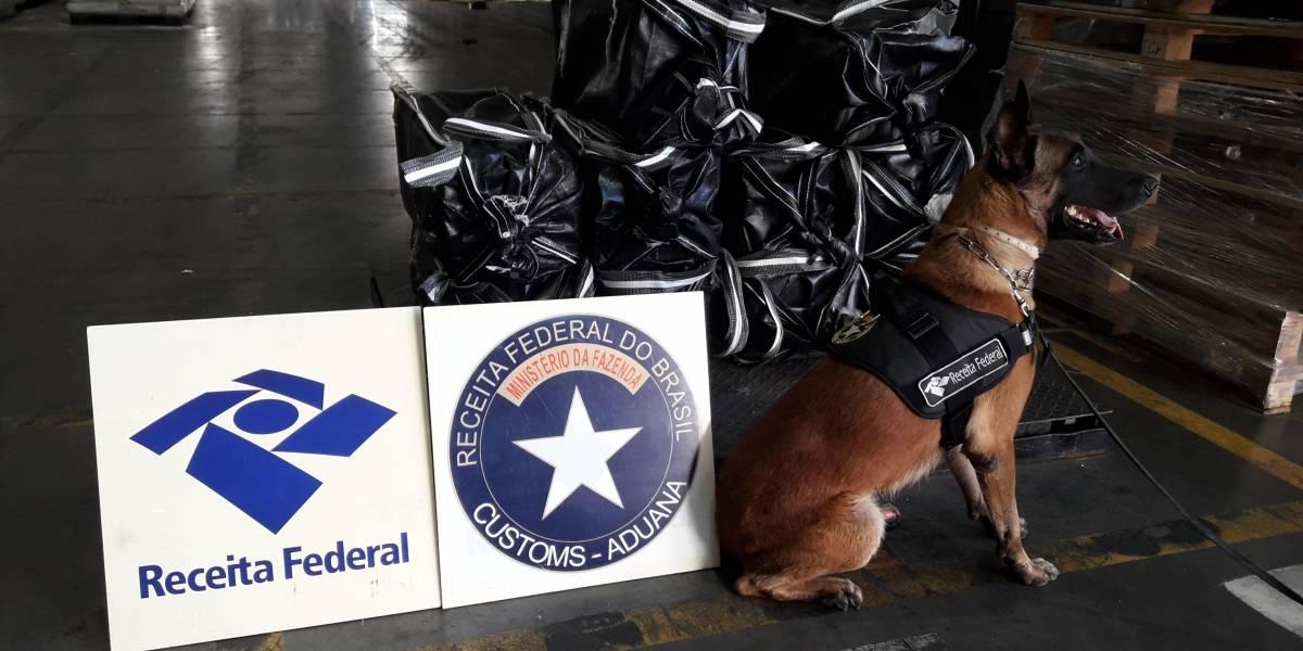 Tráfico de cocaína do Brasil para a Europa busca mais as rotas marítimas