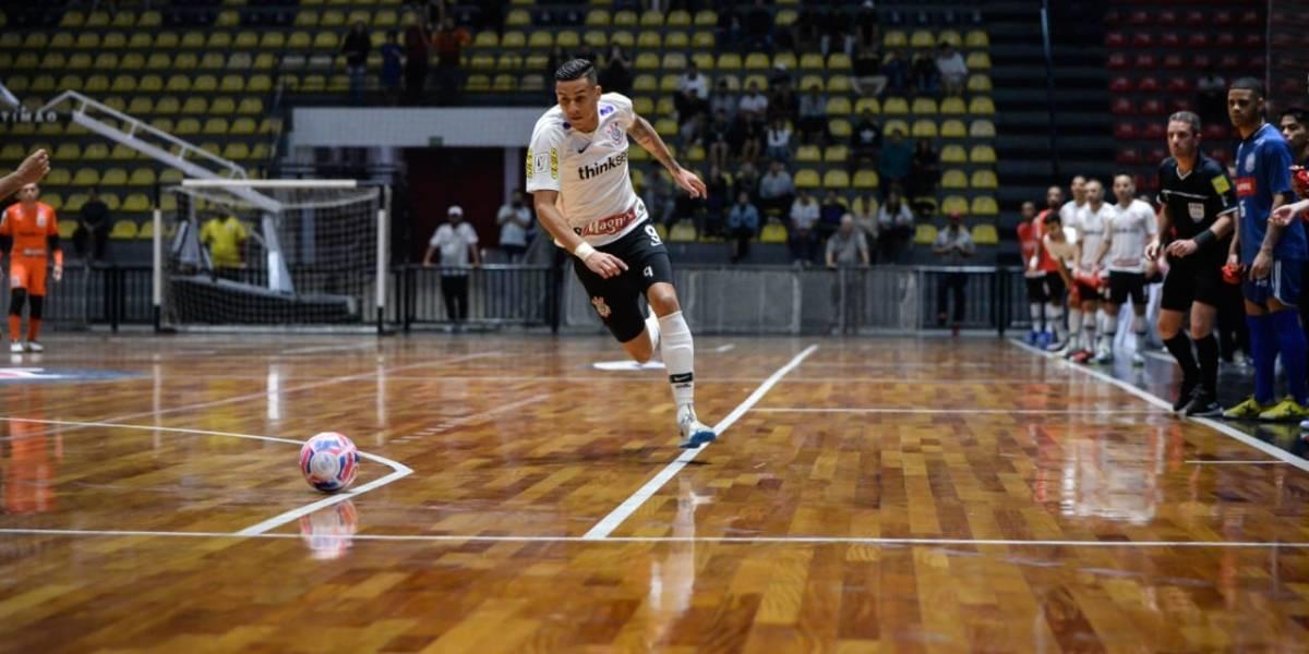 Suspeito de matar jogador de futsal Douglas Nunes, do Corinthians, é preso no RS
