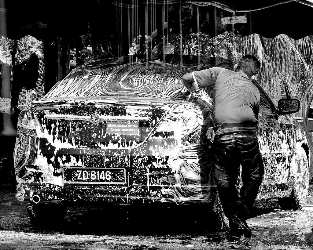 limpiar el auto mejorar el autoestima