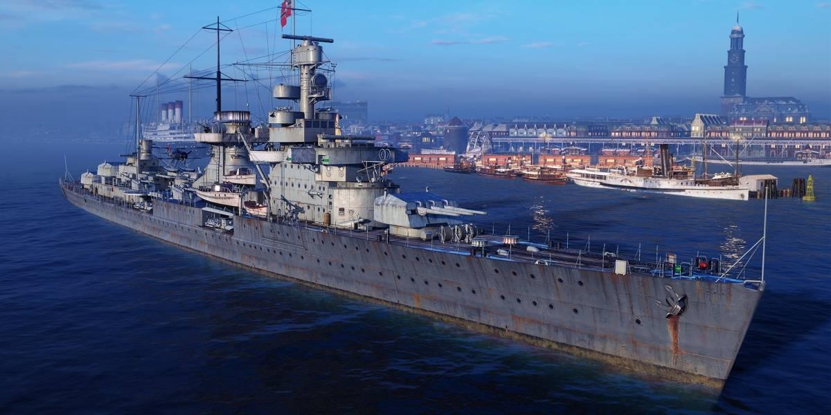 Game World of Warships: Legends sai do acesso antecipado com nova atualização