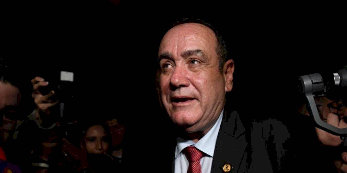 TSE oficializa elección de Alejandro Giammattei como presidente