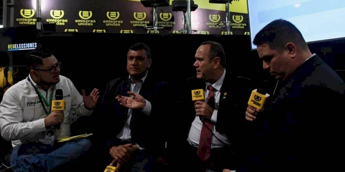 """Alejandro Giammattei: """"Sabíamos que íbamos a ganar"""""""