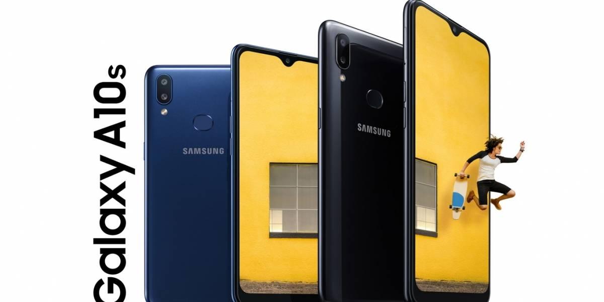 Samsung anuncia el Galaxy A10s, la versión mejorada de uno de sus celulares más baratos