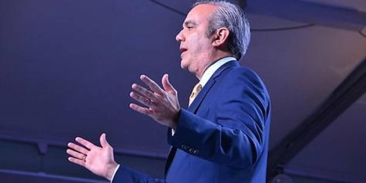 """Abinader advierte al país del """"peligro"""" permanencia del PLD en el poder"""