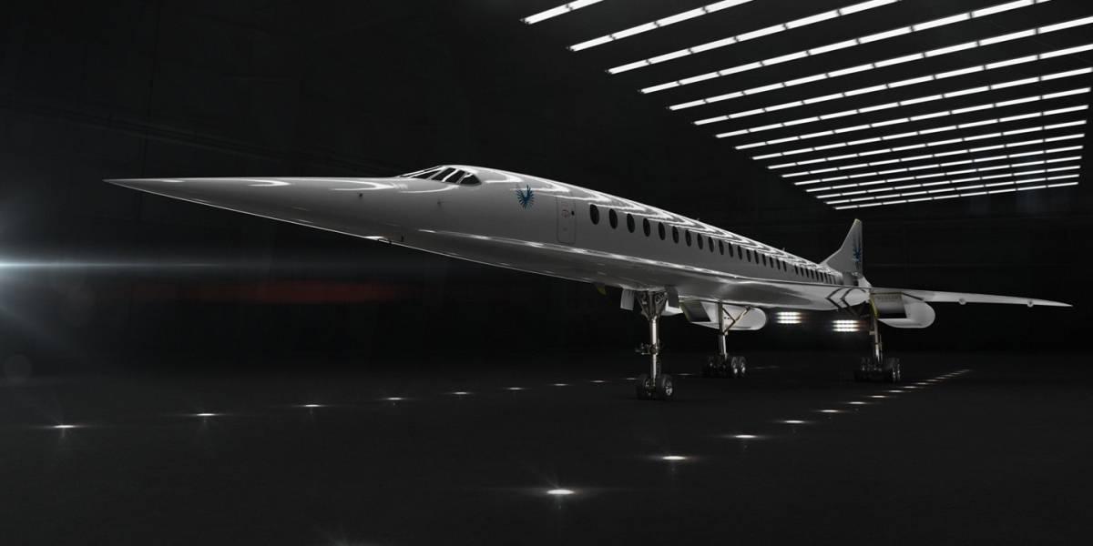 El sueño del Concorde vuelve: así es el avión que aspira a ser la aeronave comercial más rápida del mundo sin huella de CO2