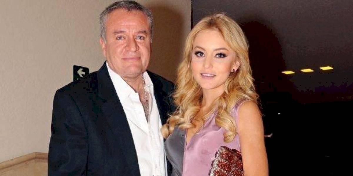 Angelique Boyer revela que sus papás no aceptaban a José Alberto Castro