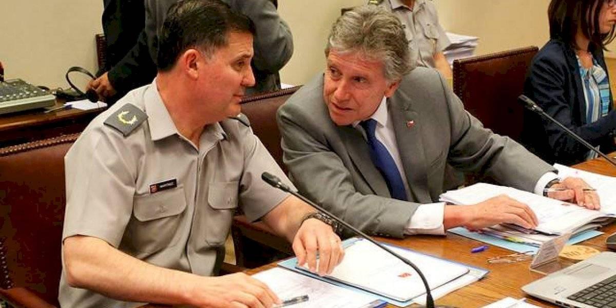 Citan al Congreso a ministro Espina y general Martínez por escuchas telefónicas a denunciantes de corrupción en el Ejército