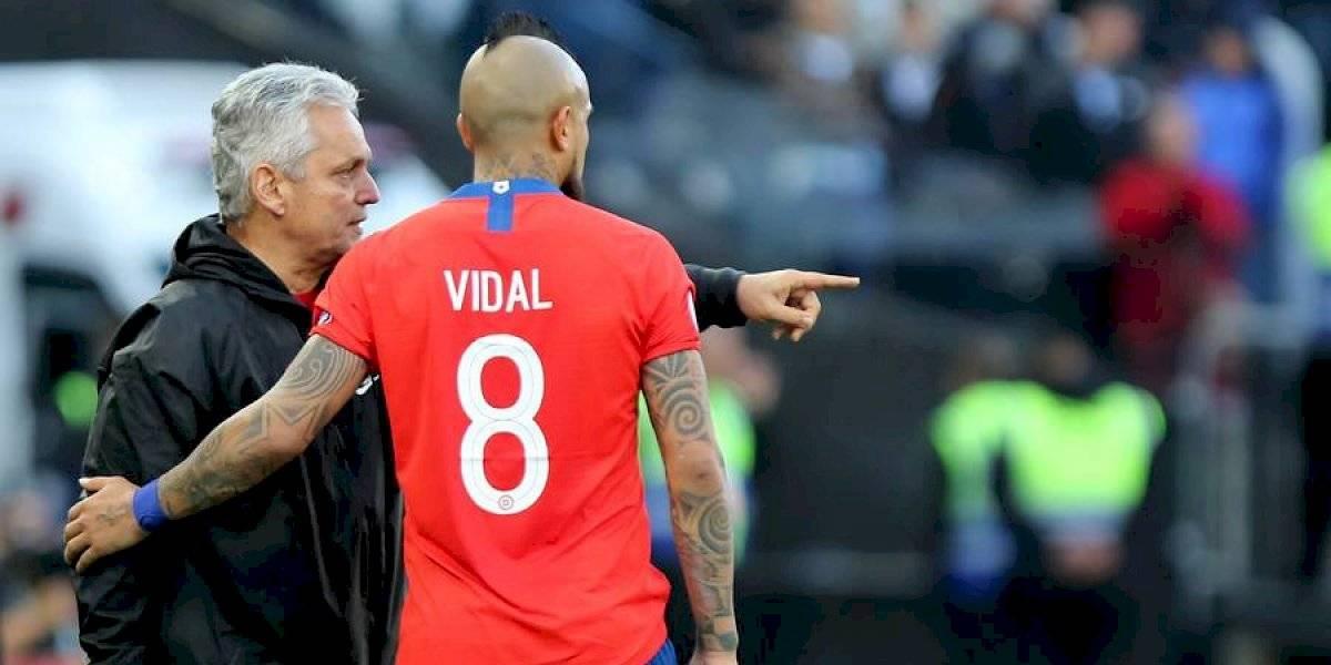 Los 48 jugadores que utilizó Reinaldo Rueda en su período al mando de la Roja