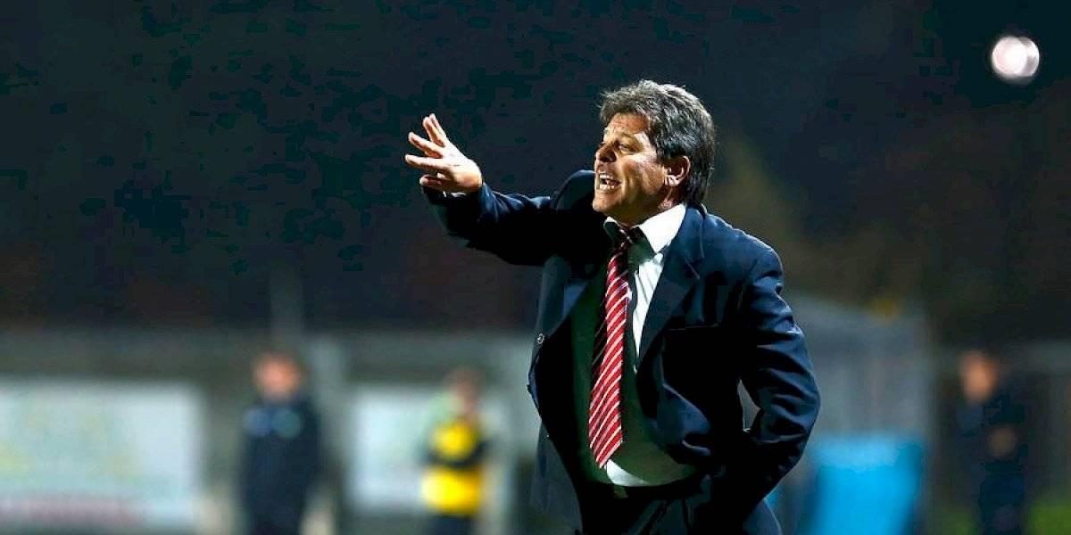 Vuelve el glamour: Jorge Garcés regresa al fútbol para hacerse cargo de Fernández Vial