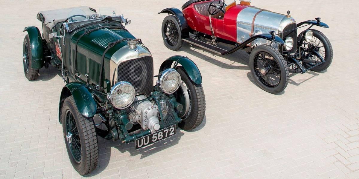 Todo Bentley 2019 contará con especificación de centenario