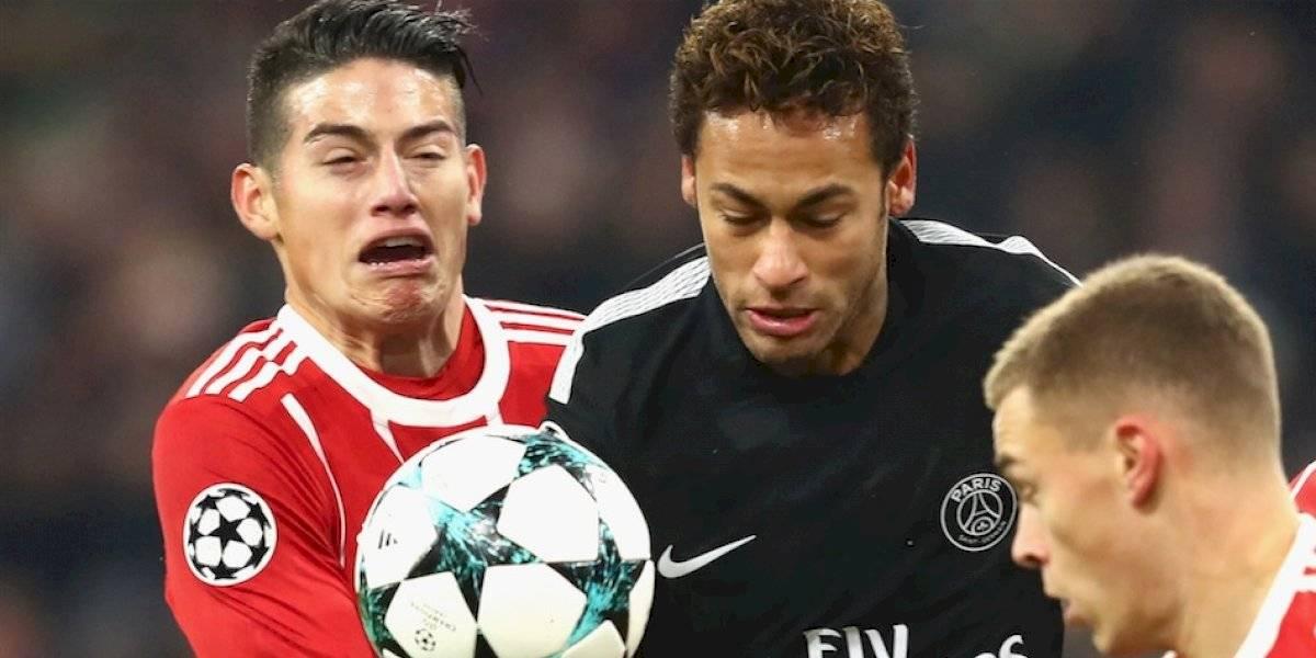 James Rodríguez tiene la llave para que Neymar llegue al Real Madrid