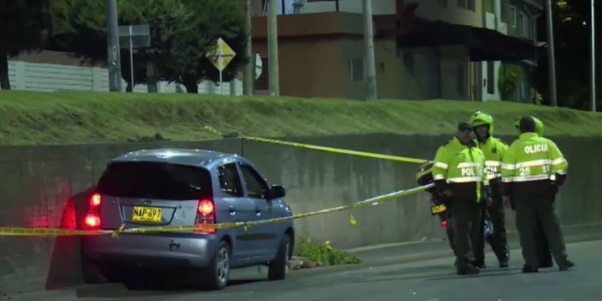 Asesinan a conductor de Beat en el norte de Bogotá