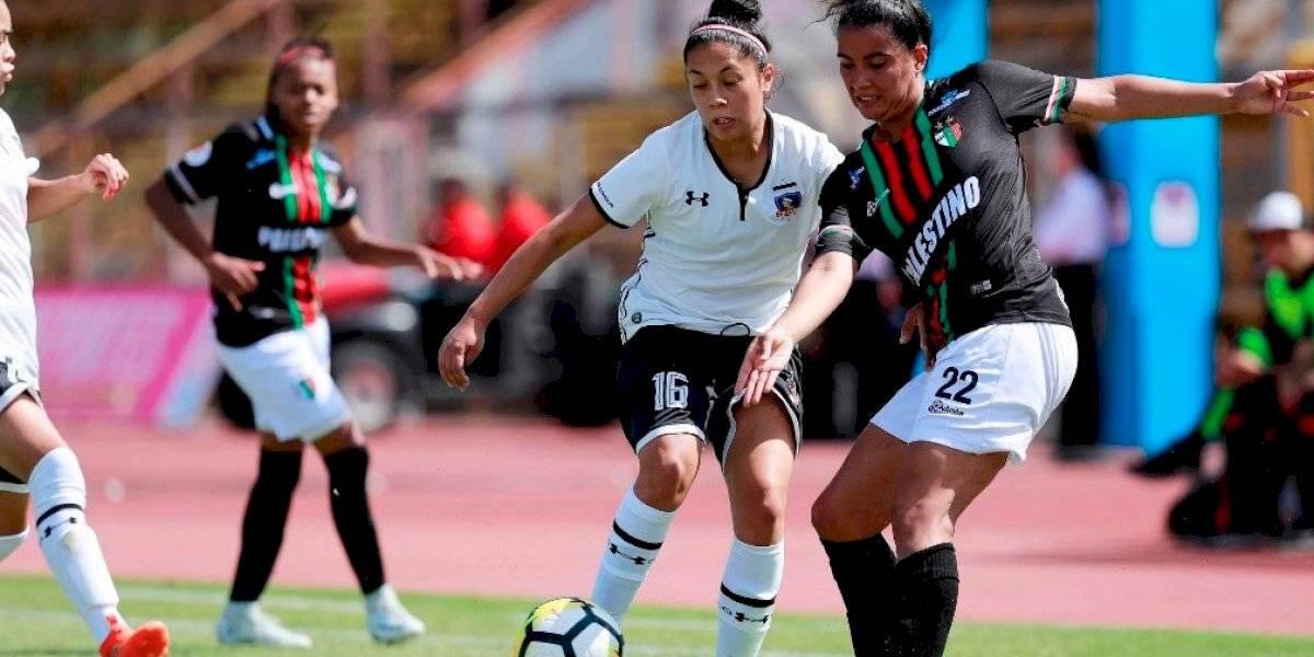 Colo Colo vs. Palestino, final Chile 2 para Copa Libertadores femenina: ¿Cuándo, a qué hora y quién transmite por TV?