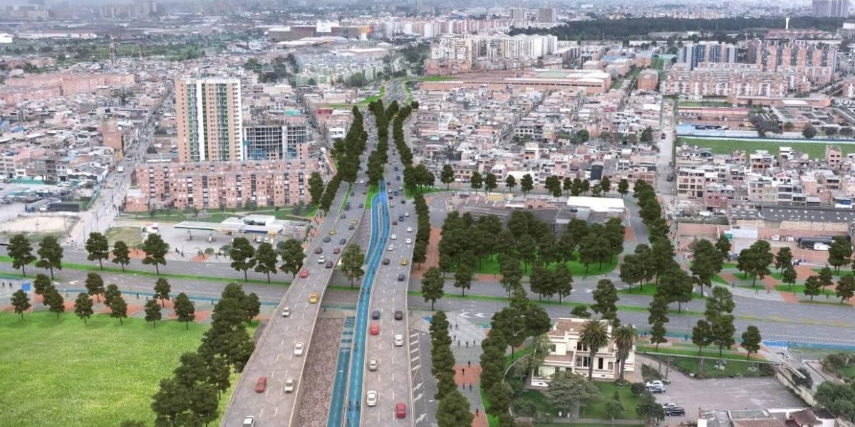 Arrancan las obras de la Av. Guayacanes, la vía que pretende descongestionar el suroccidente de Bogotá
