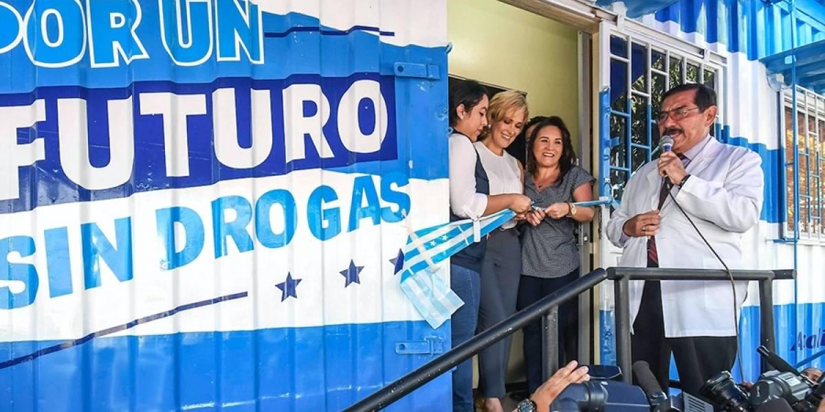 Abren la primera clínica móvil de desintoxicación de drogas en Guayaquil