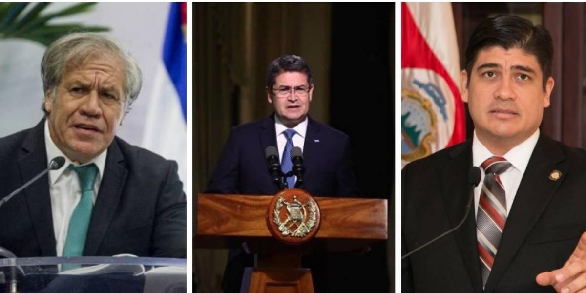 Presidentes y personalidades internacionales felicitan a Alejandro Giammattei por su victoria