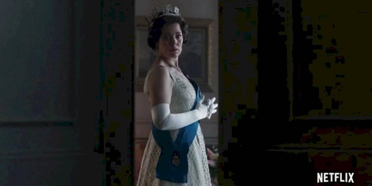 Fecha de estreno y teaser de la tercera temporada — The Crown