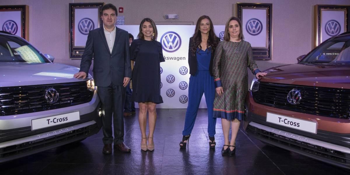 Volkswagen presenta el nuevo T-Cross en Ecuador
