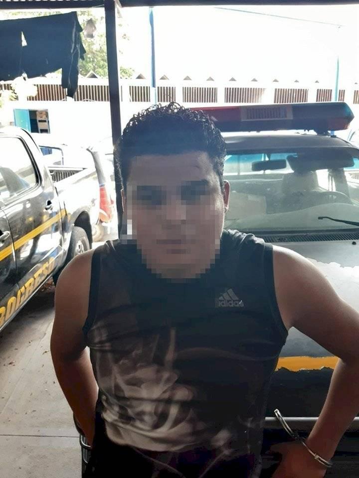 capturados en El Progreso por muerte de migrante hondureño