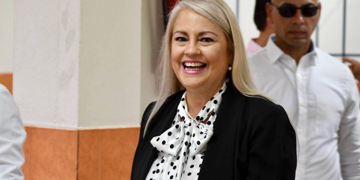 Wanda Vázquez detalla qué le preocupa del contrato AEE que paralizó
