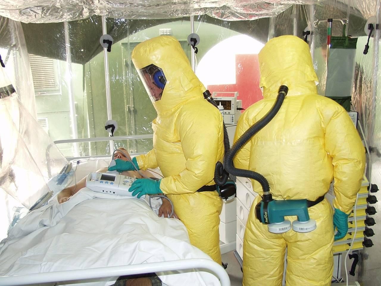 Excelentes noticias: Han encontrado la cura para el ébola