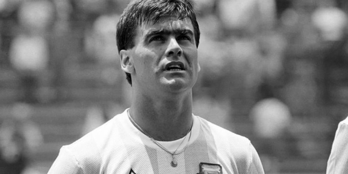 Falleció campeón del mundo con Argentina en 1986