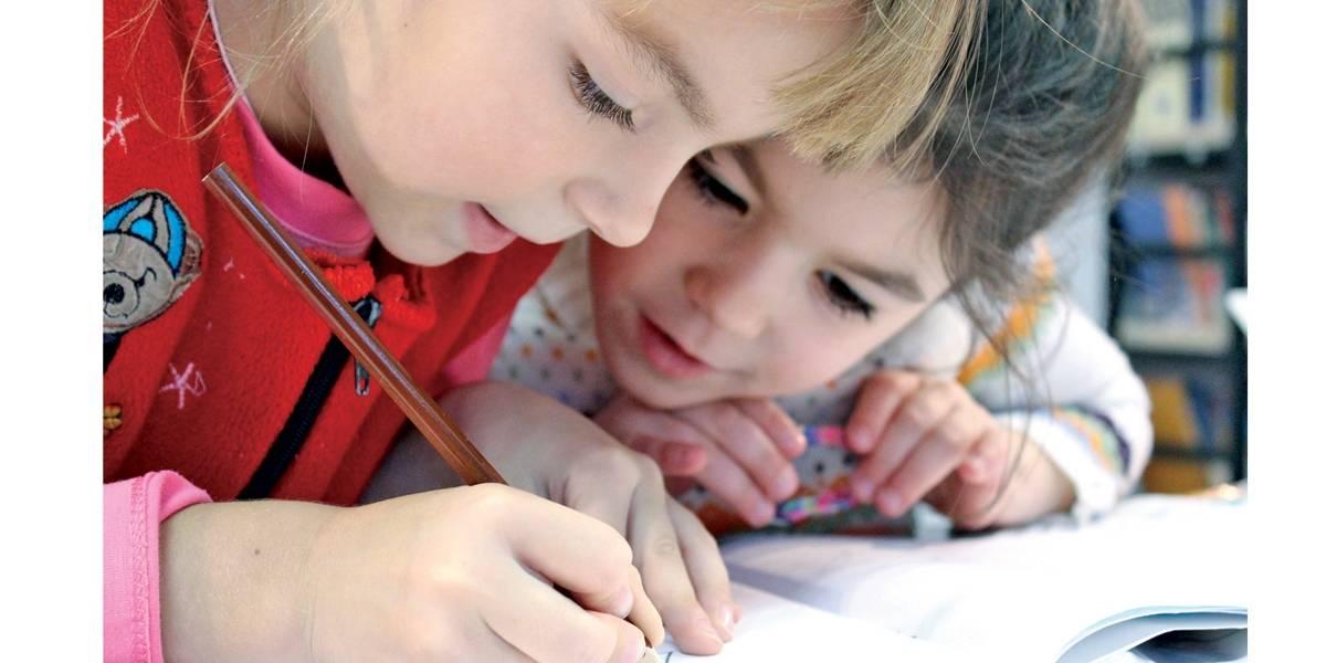 Canguru no Metro: Educação infantil,  a base de tudo
