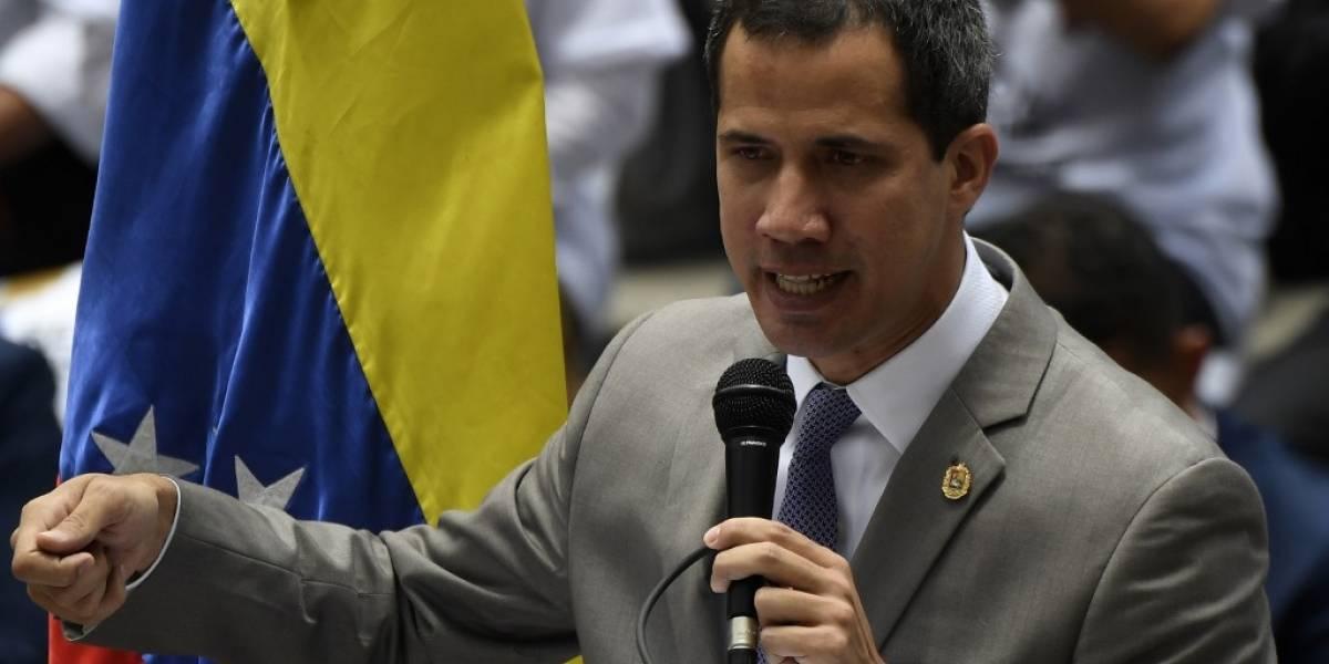 VIDEO.Guaidó denuncia que Constituyentepodría disolver el Parlamento