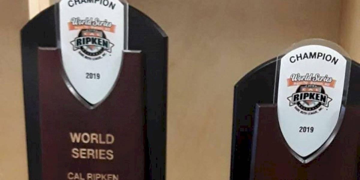 México, campeón de la serie mundial infantil
