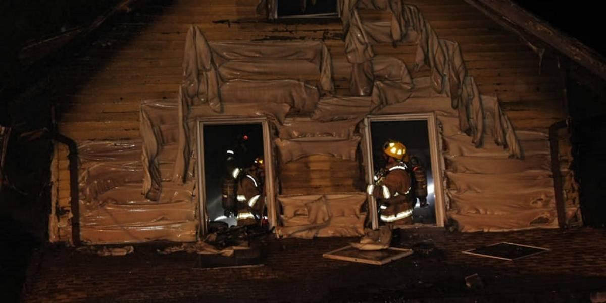 Incendio en guardería de Pensilvania cobra la vida de cinco niños